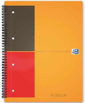 Oxford INTERNATIONAL Notebook Connect, sans pages à scanner, 160 pages, ft A5+, ligné
