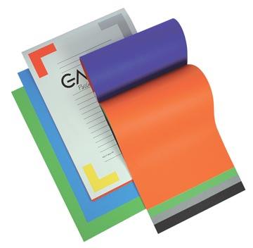 Gallery papier à dessin, multicolor, ft 21 x 29,7 cm, A4, 120 g m², 20 feuilles