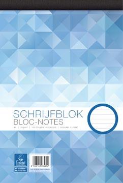 Work bloc-notes, ft A4, 70 g/m², 100 feuilles, ligné