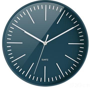 Orium by CEP horloge mural Tendance, bleu