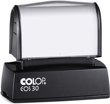 Colop EOS 30 Xpress cachet bleu
