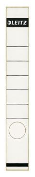 Leitz étiquettes de dos, ft 3,9 x 28,5 cm, blanc