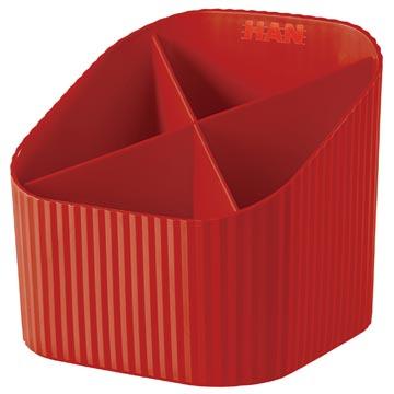 Han X-Loop plumier rouge