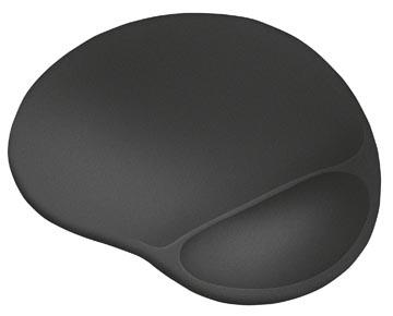 Trust BigFoot XL tapis de souris avec repose-poignet en gel, noir
