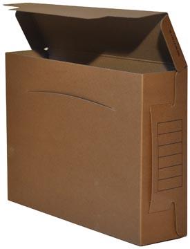 Class'ex boîte à archives, ft 32 x 23 cm (ft A4), dos de 8 cm
