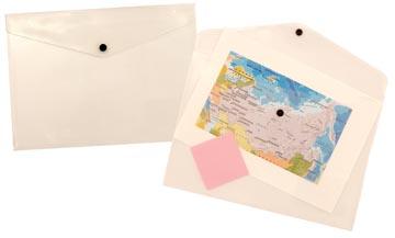 Beautone pochette documents, A4, transparent