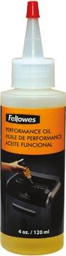Fellowes huile pour destructeurs, 120 ml