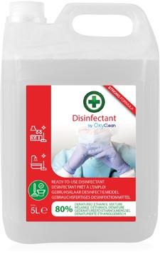 OxyClean désinfectant de la surface, flacon de 5 litre