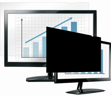 Fellowes Privacy Filter widescreen, 24 pouces