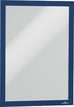 Durable Duraframe A4 bleu foncé, en sachet brochable