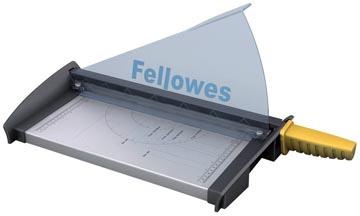 Fellowes cisaille à levier Fusion pour ft A4, capacité: 10 feuilles