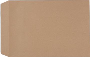 Pergamy pochettes kraft de 90 g, ft: C4 229 x 324 mm, auto-adhésives, brun, boîte de 250 pièces