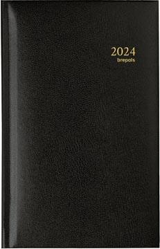 Brepols Interplan Lima, noir, 2022