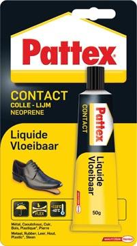 Pattex colle de contact Liquide, tube de 50 g, sous blister