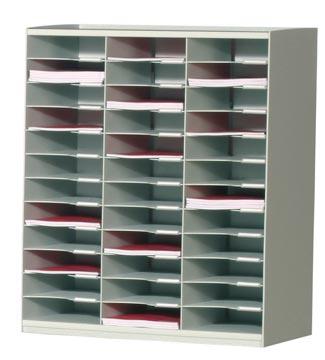 Paperflow trieur monobloc Evolution, 36 cases