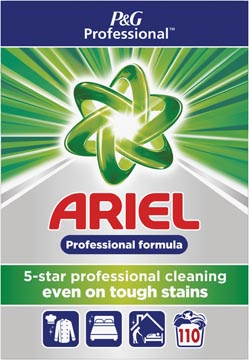 Ariel lessive en poudre Actilift, 110 doses