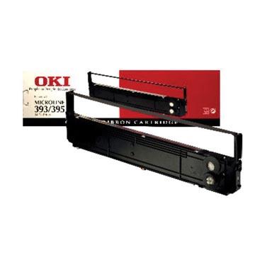 Oki Ruban nylon noir - 9002311