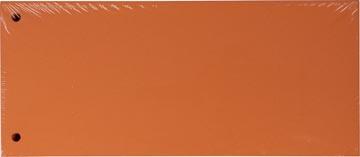 Pergamy intercalaires, paquet de 100 pièces, orange