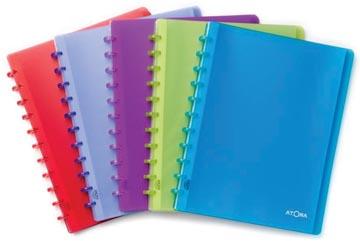 Atoma protège-documents pour ft A5, 20 pochettes