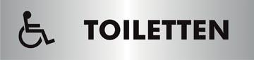 Stewart Superior signe auto-adhésif toiletten voor andersvaliden