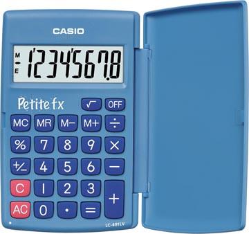 Casio calculatrice de poche Petite FX, bleu