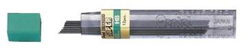 Pentel mines, 0,7 mm, HB