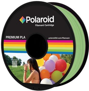 Polaroid 3D Universal Premium PLA filament, 1 kg, vert clair