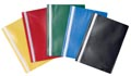 Pergamy farde à devis, ft A4, PP, paquet de 10 pièces, couleurs assorties